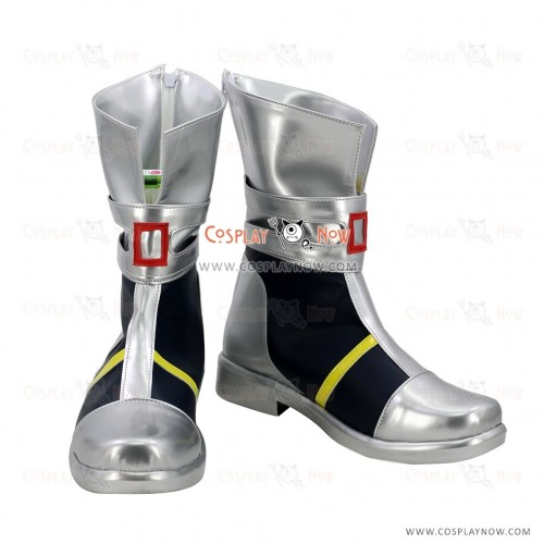 Sword Art Online Cosplay Shoes Fatal Bullet Ayano Keiko Silica Boots