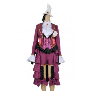 Earl Alois Trancy Costume For Black Butler 2 II Cosplay