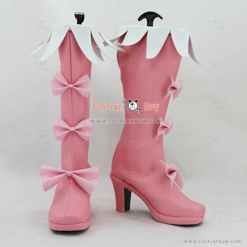 KILL la KILL Cosplay Shoes Nui Harime Boots