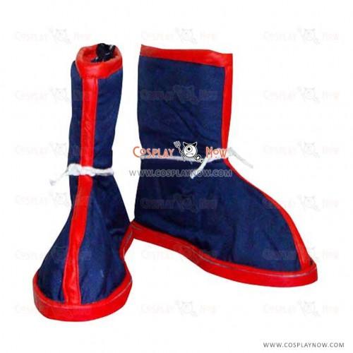 Dragon Ball Goku Cosplay Show Boots