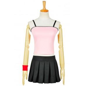 Fairy Tail Lucy Heartfilia Cosplay Costume