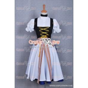 Hetalia: Axis Powers Principality of Liechtenstein Cosplay Costume