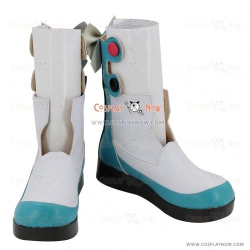 Vocaloid Cosplay Shoes Hatsune Miku Magical Mirai Boots