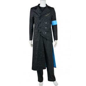 Devil May Cry DMC 5 Cosplay Vergil Costume
