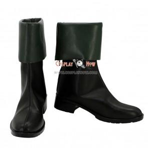 EVA Neon Genesis Evangelion Cosplay Shoes Misato Katsuragi Boots