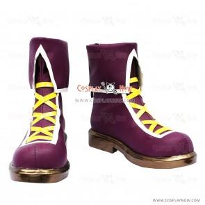 The King of Fighters Cosplay Shoes Athena Asamiya Boots