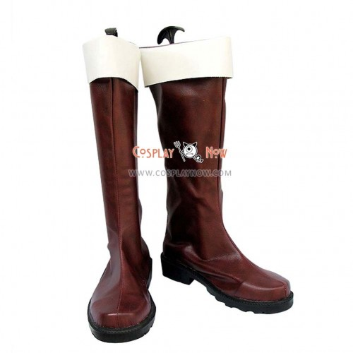 Axis Powers Hetalia Cosplay Shoes Germany Boots