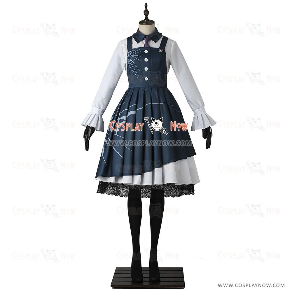 Danganronpa V3: Killing Harmony Cosplay Toujyou Kirumi Costume