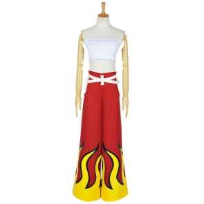 Fairy Tail Cosplay Erza Scarlet Costume