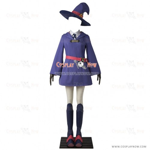 Lotte Yanson costume cosplay Little Witch Academia.