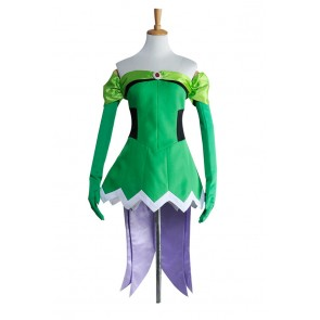 Fairy Tail Cosplay The Raijin Tribe Evergreen Costume