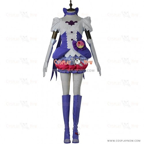 Yukari Kotozume Cosplay Costume for Pretty Cure