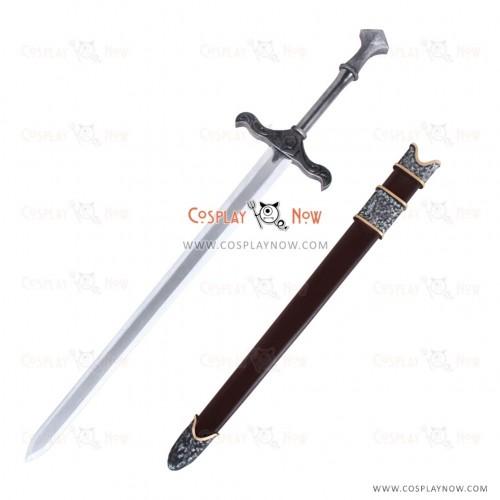Dark Souls Solar Sword with Sheath Cosplay Props