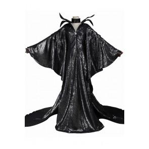 Maleficent Queen Fairy Cosplay Costume