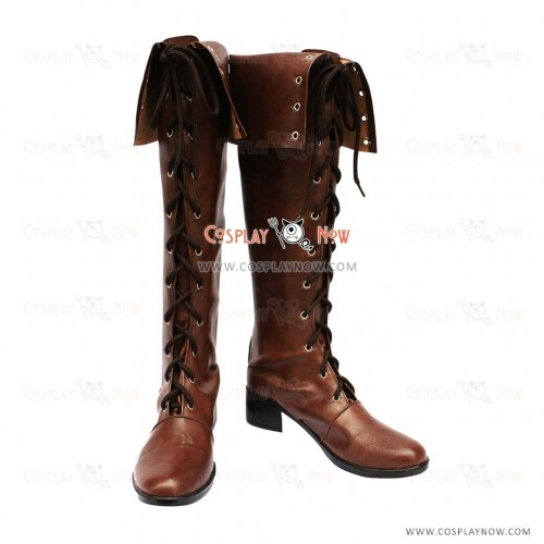 Devil May Cry Cosplay Shoes 4th Lady Show Boots