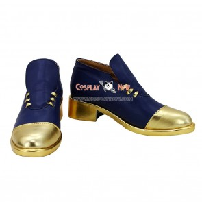 Touken Ranbu Cosplay Maeda Toushirou Shoes