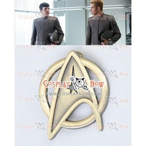 Star Trek Cosplay Voyager Command Brooch Badge