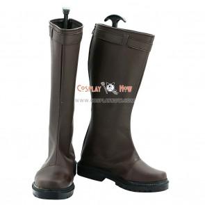 Unlight Cosplay Shoes Izac Boots