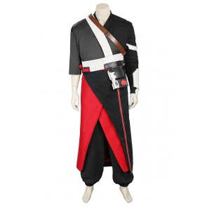 Chirrut Imwe Costume For Rogue One A Star Wars Story Cosplay Uniform