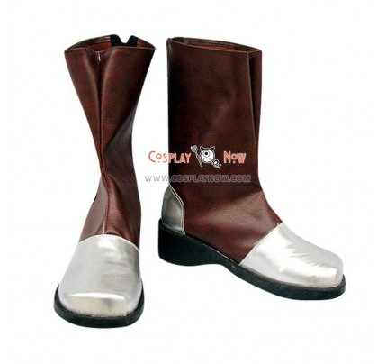 Dynasty Warriors Cosplay Shoes Luxun Boots