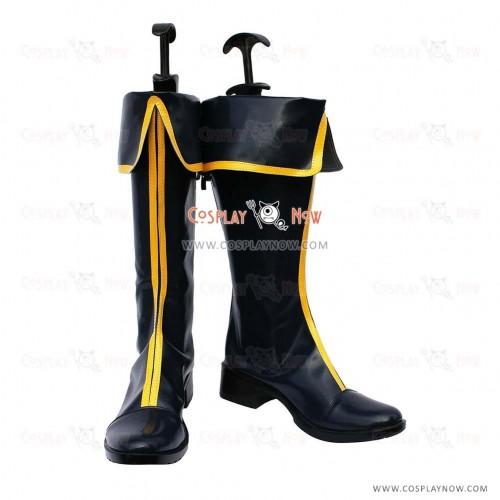 Dog Days Cosplay Shoes Brioche d'Arquien Boots