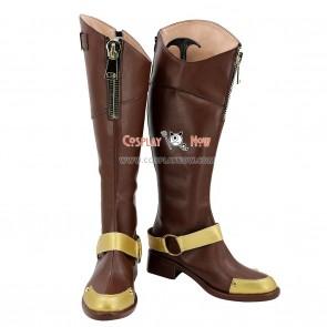 RWBY Volume 4 Cosplay Shoes Yang Xiao Long Boots