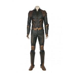 DC Justice League Aquaman Cosplay Costume Jumpsuit