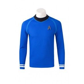 McCoy Costume For Star Trek Cosplay Uniform