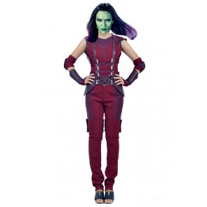 Nebula Costume For Guardians Of The Galaxy Cosplay