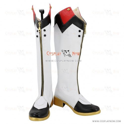 Closers Cosplay Shoes Yuri Boots