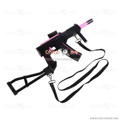Girls' Frontline Cosplay props with SR-3MP gun