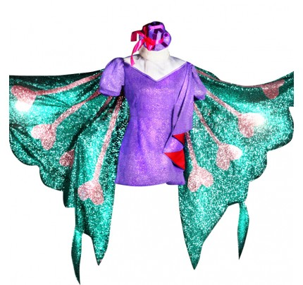 Uta No Prince Sama Cosplay Tsukimiya Ringo Butterfly Dress Costume