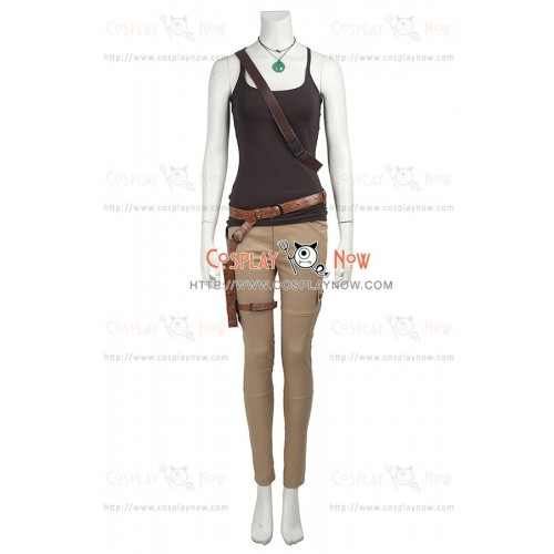 Lara Croft: Tomb Raider Cosplay Lara Croft Costume