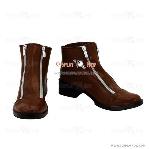 Super Dangan Ronpa 2 Nagito Komaeda Cosplay Shoes