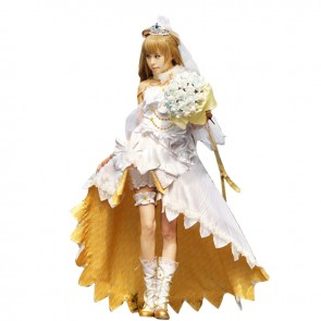 Love Live LoveLive Cosplay Kotori Minami Costume Wedding Dress