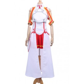 Asuna Yuuki Costume For Sword Art Online Cosplay