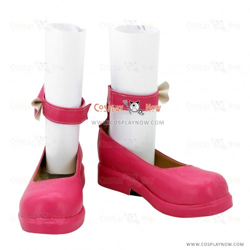 The Idolmaster Cosplay Uzuki Shimamura Shoes