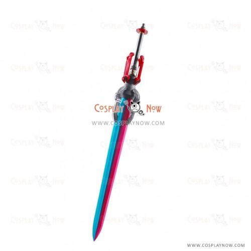 Fate Grand Order Saber Altila Etzel Sword Cosplay Prop