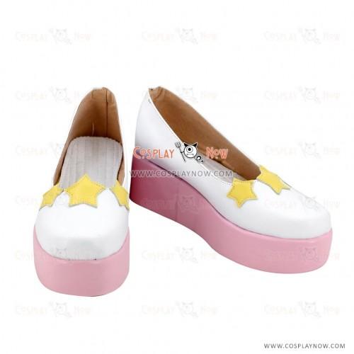 Pripara Cosplay Yumekawa Yui Shoes