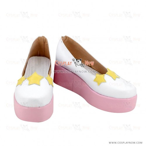 Pripara Cosplay Yumekawa Yui Shoes