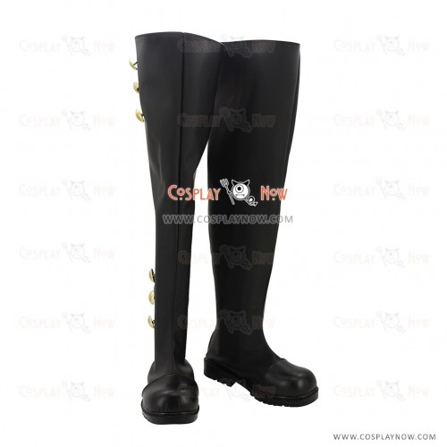 Seraph of the End Cosplay Shoes Mikaela Hyakuya Boots