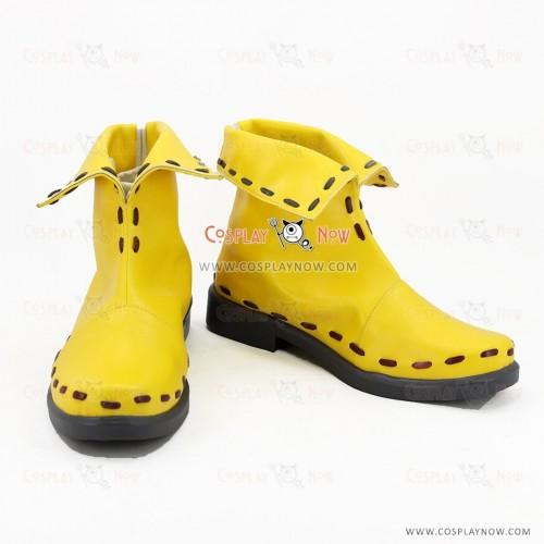 Final Fantasy Cosplay Nine Shoes