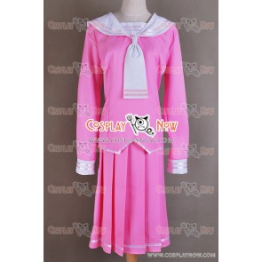 Fruits Basket Tohru Honda Cosplay Costume Pink