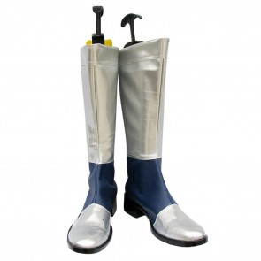 Koihime Muso Cosplay Shoes Caocao Boots for Man