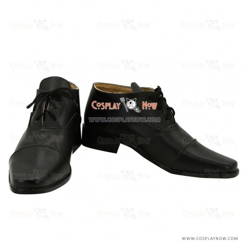 RWBY Professor Ozpin Cosplay Shoes
