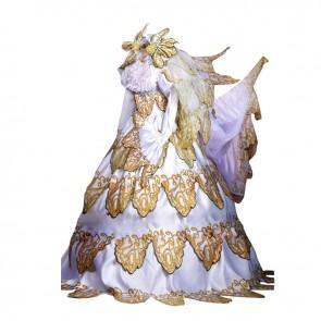 Tsubasa: Reservoir Chronicle Sakura Cosplay Costume Bridal Gown
