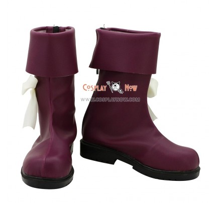 Touhou Project Cosplay Shoes Alice Mori Girl Boots
