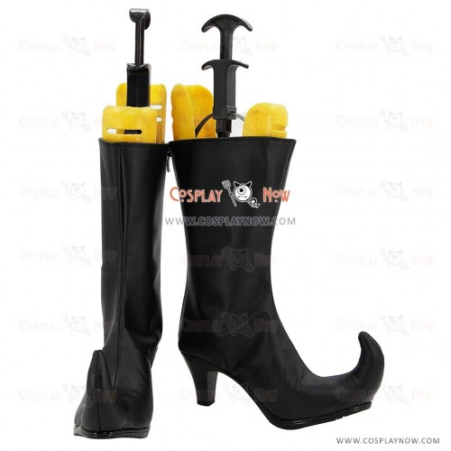 Soul Eater Cosplay Shoes Medusa Boots