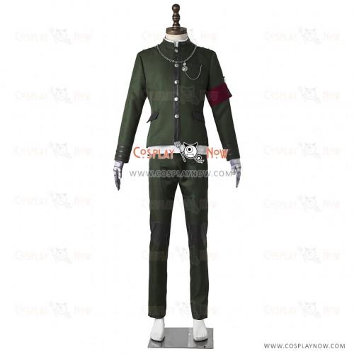 Danganronpa V3 Killing Harmony Cosplay Shinguuji Korekiyo Costume