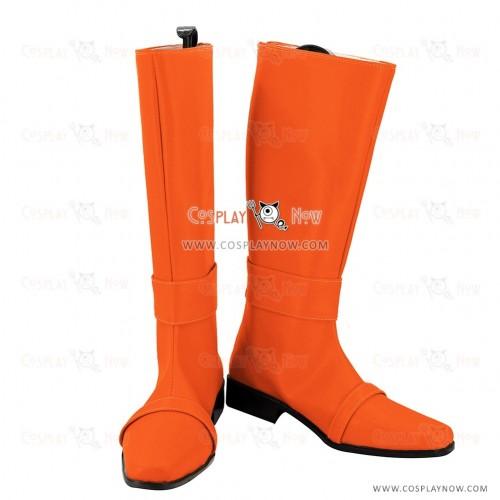 Uchu Sentai Kyuranger Cosplay Shoes Stinger Boots